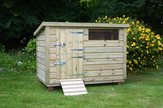 The Ebden - Duck House - Sunnyfields Poultry Housing