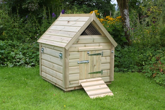 The Teal - Duck House - Sunnyfields Poultry Housing