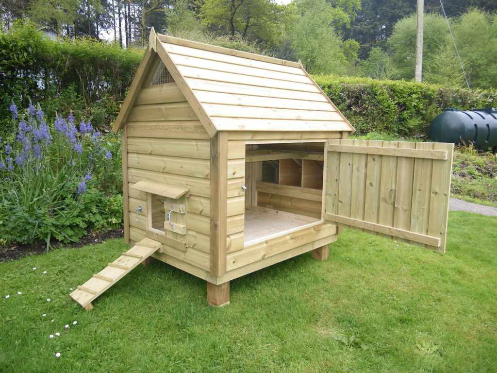 The Maran - Chicken House - Sunnyfields Poultry Housing